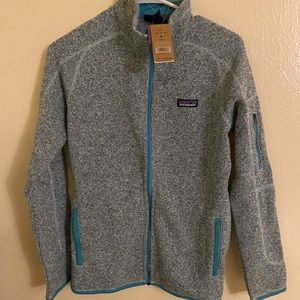 Patagonia Blue Women's Sweater Sz Medium